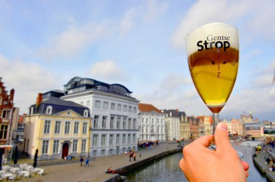 Gentse Strop: a rebellious beer for Flandria Hotel