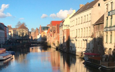 Covid-proof activities in Ghent part 1: time to take in some culture