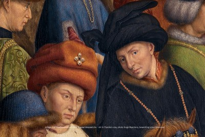 Meet the Flemish master Jan Van Eyck and enjoy a special discount